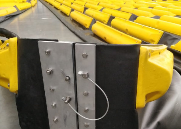 barreras de proteccion y contencion de derrames tipo meco