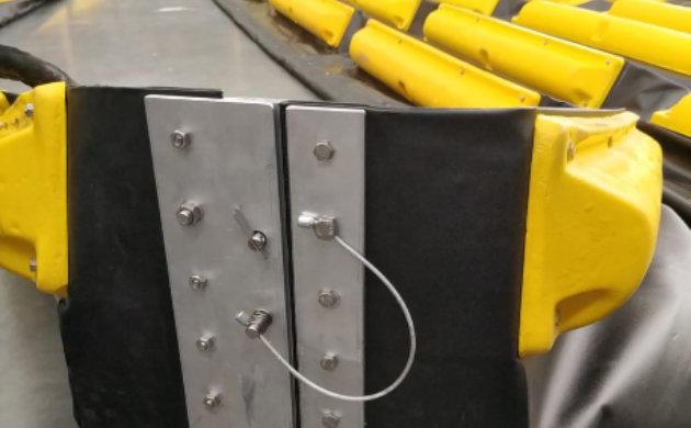 barreras para contencion de derrames