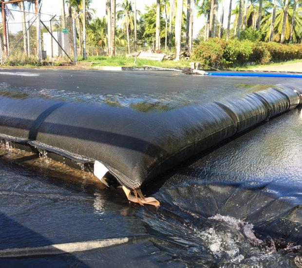 sistemas de dishidratacion y confinanmiento de lodos - dewatering