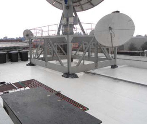 impermeabilizacion de techos y cubiertas con geosinteticos
