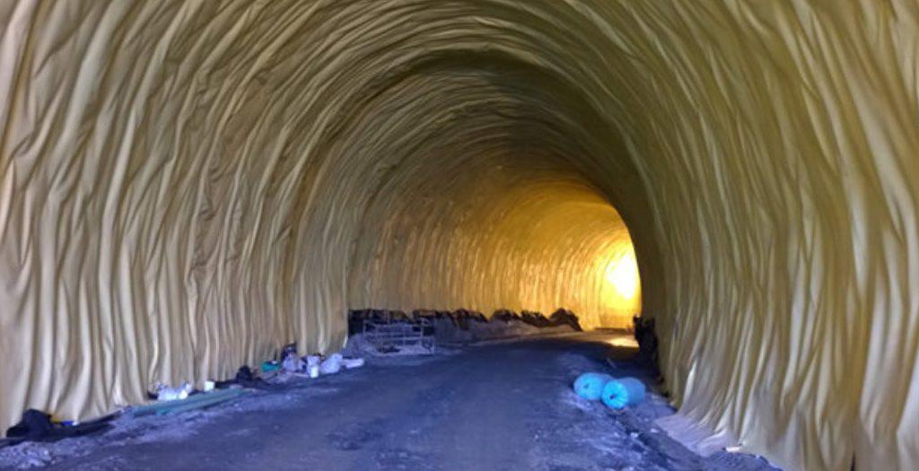 impermeabilizacion de tuneles y obras de infraestructura