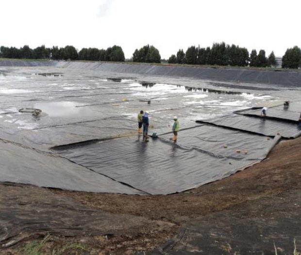 piscinas de oxidacion aeropuerto el dorado opain