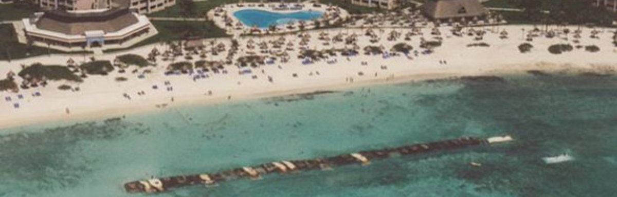 proteccion de playas con rompeolas - breakwaters