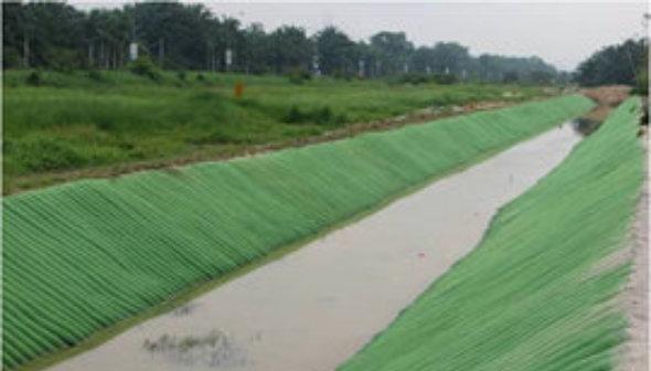 Sistemas de Control de Erosion en canalizaciones y quebradas