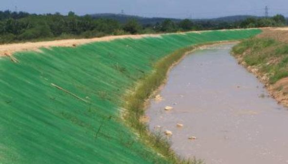 Sistemas de Control de Erosion riberas de rios y costas