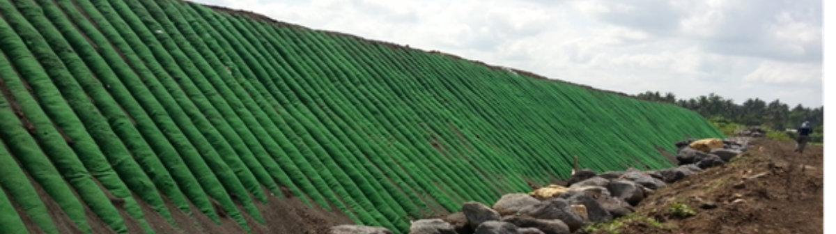 Sistemas de Control de Erosion en taludes y obras de infraestructura