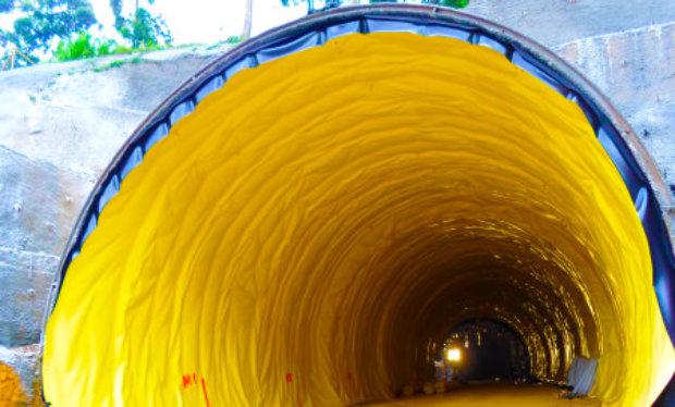 impermeabilizacion de tunes viales ferreos metro presas